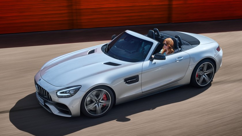2020 Mercedes AMG GT New Model and Performance