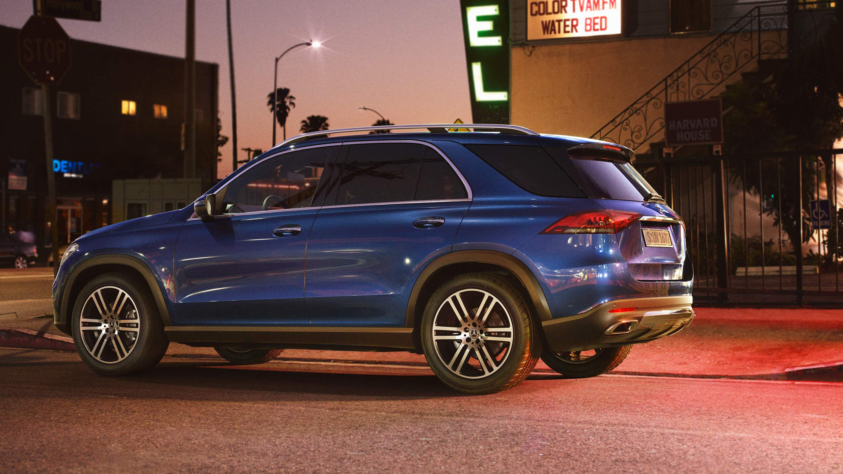 Mercedes GLC-SUV