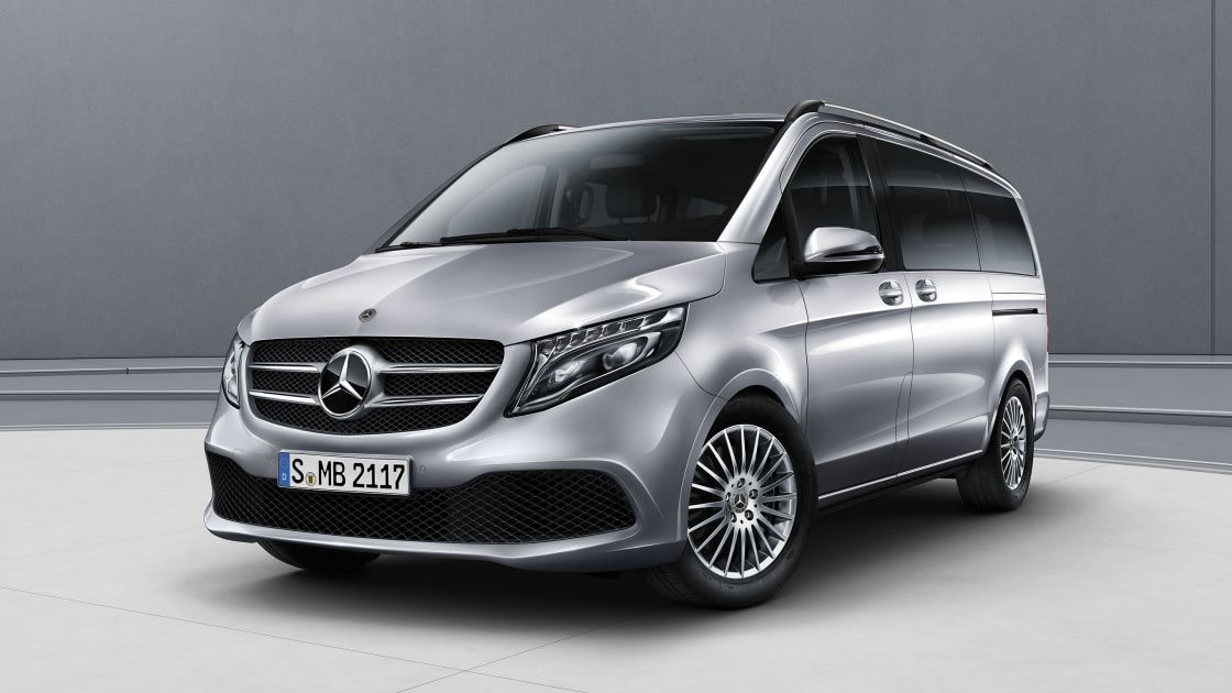 mercedes benz v klasse design mercedes benz v klasse design