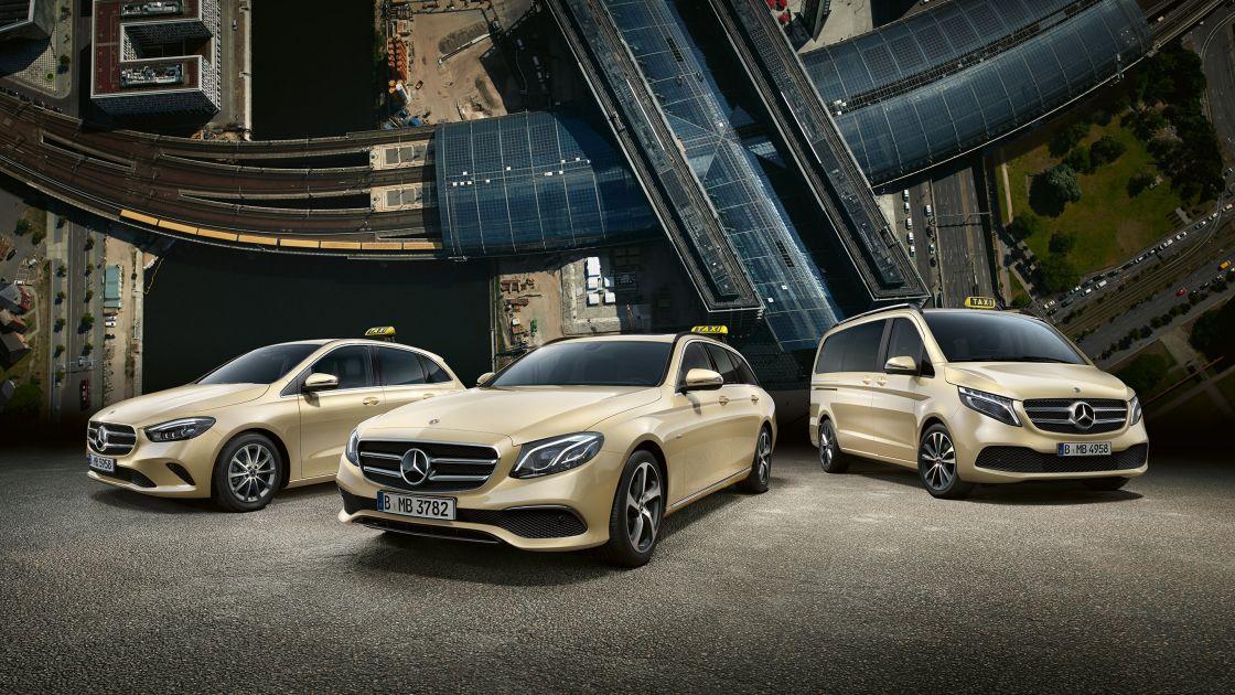 Mercedes-Benz Service: Service- & Garantie-Pakete