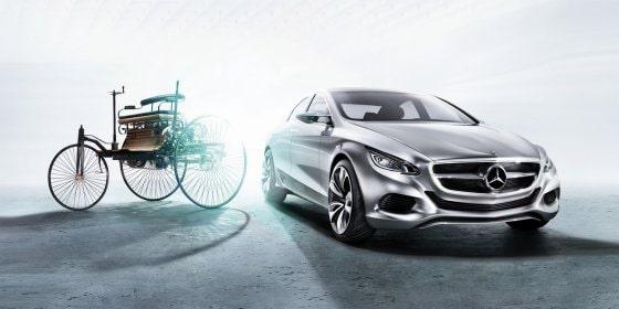Mercedes Welt Design
