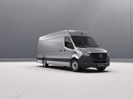 Mercedes-Benz Guides App Sprinter 907/910