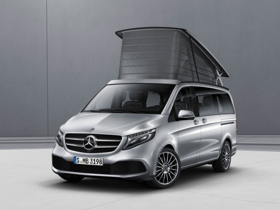 Mercedes-Benz Guides App Marco Polo HORIZON