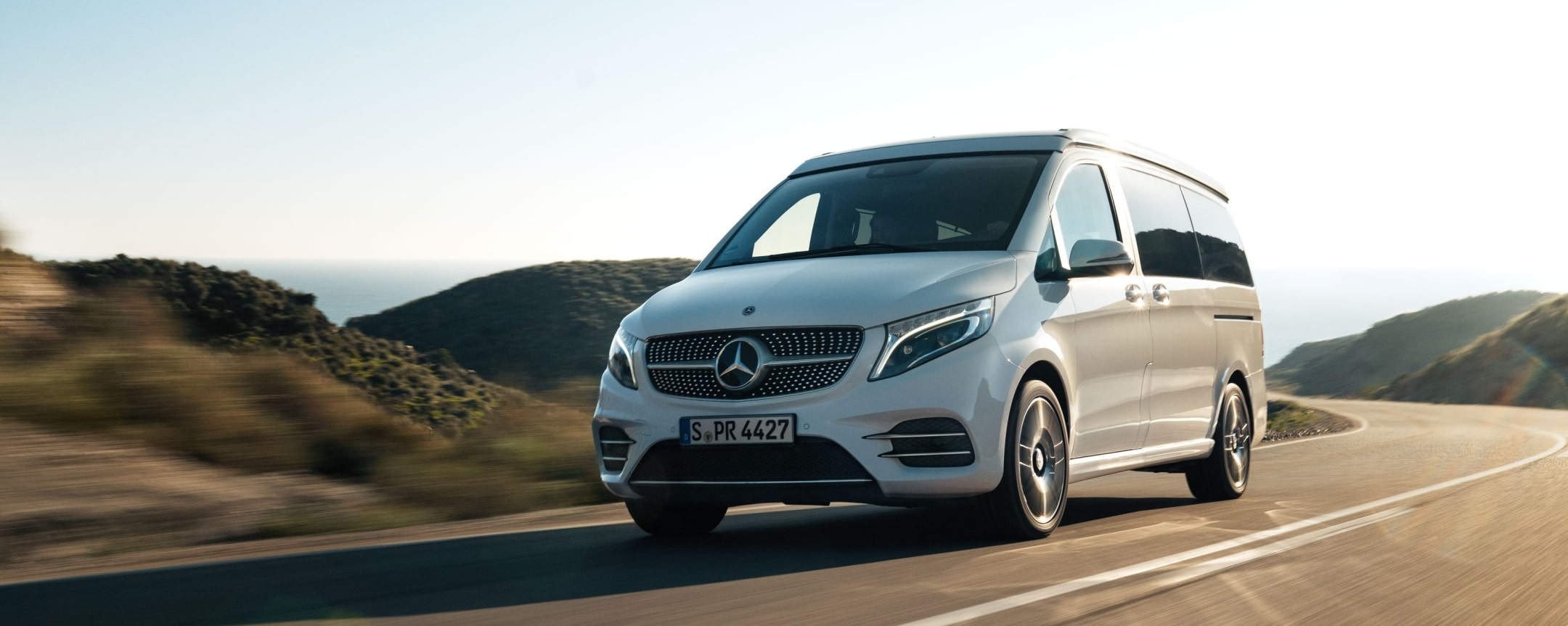 Finanzdienste für Mercedes-Benz Tourer & Reisemobile, Marco Polo