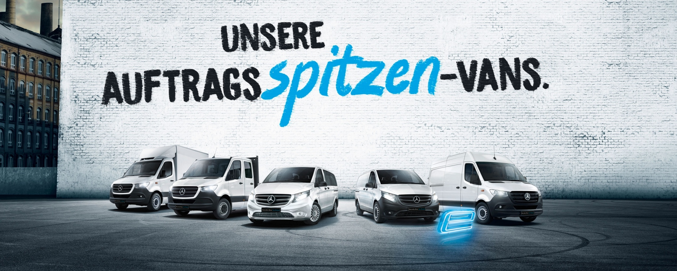 Mercedes-Benz Van Rental Fuhrpark