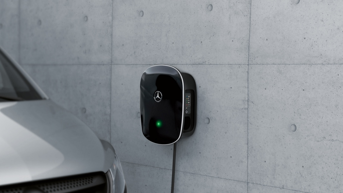 eVito Kastenwagen, Mercedes-Benz Wallbox Home